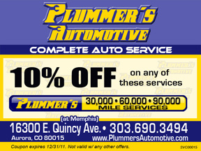 Plummers Services Coupon